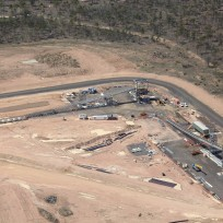 Grosvenor SMP, Moranbah Qld - photo courtesy of Derek Scantlebury